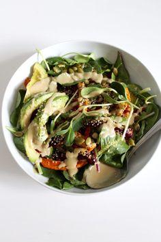 Go-To Nourish Salad