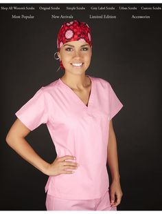 Good place to find stylish scrubs. But Grey's Anatomy scrubs are the best!