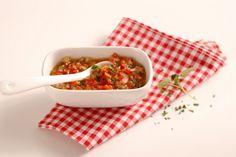 Buntes Salatdressing