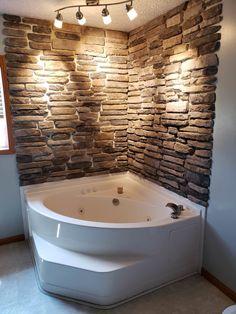 Rustic Bathroom Vanities, Rustic Bathrooms, Dream Bathrooms, Master Bathrooms, Luxury Bathrooms, Rustic Bathroom Designs, Rustic Master Bathroom, Bathroom Mirrors, Minimal Bathroom