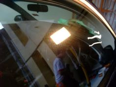 How to Remove Hard Water Stains from Car Windows Water Spots On Car, Remove Water Spots, Remove Water Stains, Hard Water Spots, Hard Water Stains, Clean Windshield, Windshield Cover, Window Shades For Cars, Cleaning Car Windows