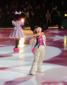 Evan and Lauren's Cool Blog: 2/16/13: Disney on Ice Rockin' Ever After at the TD Garden