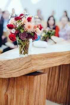 Hochzeit im Restaurant Kantine Töging von Irina Lackmann