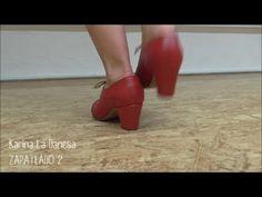 Zapateado 2 . Flamenco - YouTube