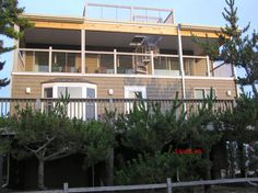 South Bethany - Terrific location just one home back from the ocean! Large deck run across the front of the home facing toward the beach. 4 bedrooms, 2 1/2 baths with Central A/C. Sleeps 8.  Call Crowley 1800-732-7433 for details