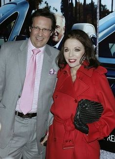 2011.03.22  Percy and Joan arrived at the premiere of the HBO documentary ´His Way´ at Paramount Studios in Hollywood.