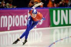 Sven Kramer, speed skating in Thialf