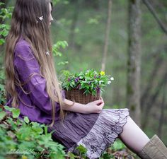 Forest Girl.