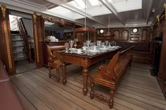 Cutty Sark - The Masters Saloon