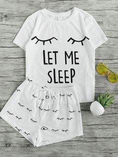 I love these pajamas :) I just want a matching set. Website has cute sets