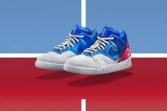 "Nike Air Tech Challenge II ""U.S. Open"" | Highsnobiety"