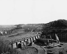 The Second Battle of Fort Fisher, was fought January 15th 1865 just outside of Wilmington, North Carolina.