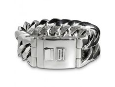 Chain Bracelet XL 100 | Buddha to Buddha | Sterling Silver Bracelets