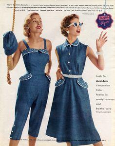 Vintage Pants, Vintage Wear, Vintage Vogue, Vintage Girls, Vintage Outfits, Vintage Clothing, Vintage Stuff, Vintage Jewelry, 1930s Fashion