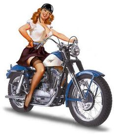 pin up art