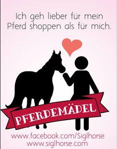 Ich geh lieber für mein Pferd shoppen als für mich.  #pferdemädel #pferde