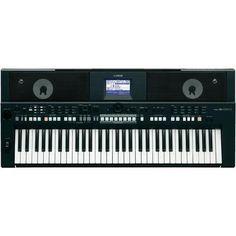 Keyboard Yamaha PSR-S650 inkl. Netzteil
