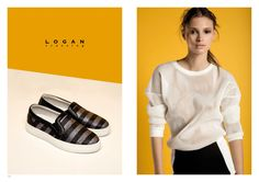 LOGAN crossing SS15 Collection
