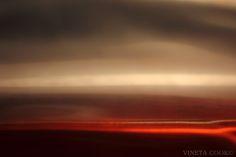 """Mars 5 "", abstract photography, landscape, Vineta Cook, 2014."