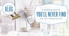 Take a look at which ingredients Young Living never uses. With our Seed to Seal® process, we deliver essential oils and products you can feel confident about.