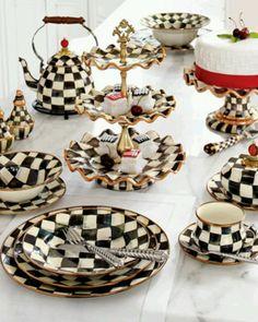 Mackenzie childs collection..