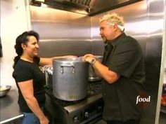"""Diners Drive-Ins and Dives """"Like Mama Made"""""""