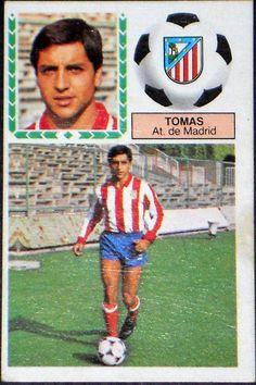 TOMAS (Atlético de Madrid - 1982)