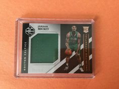 2015/16 Panini Limited Unlimited Potential 133/149 JORDAN MICKEY RC PATCH…