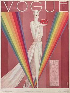 Vogue 1925 #lovewins