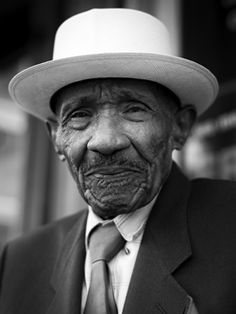 How To Environmental Portraits. ISO sec. During a Sunday walk I noticed this dapper gentleman at a bus station. He had just left church and was w.