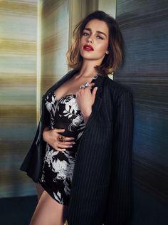 Emily Clarke - Vogue AU 2016
