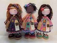 Leila, Maddi y Lorea.