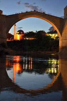 Mostar Bridge, Mostar, Bosnia & Herzegovia Copyright: Cem Ayden