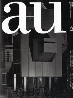 Delightful A+u (architecture+urbanism) Dec 2009 Issue John Hejduk, Reprint /  Perceptual Space   A+u (architecture U0026 Urbanism) Japan Architecture Magazine