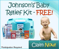 FREE BABY STUFF : Johnson's Baby Relief Kit. If you're an expecting mother or you just had a kid, I got some great free stuff for you. Johnson's Baby Relief Kit. Free Baby Items, Free Baby Stuff, Free Baby Samples, Baby Freebies, Baby Kit, Budget, Baby Supplies, Baby Needs, Baby Hacks