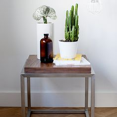Drake End Table Modern Furniture Design Contemporary Toronto