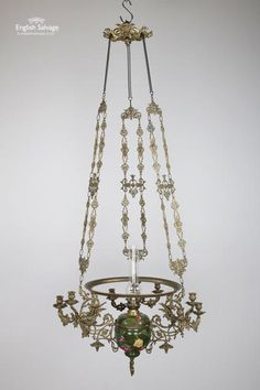 Imposing Brass and Ceramic Oil Lamp Light Soft Lighting, Oil Lamps, Lamp, Ceiling Lights, Lamp Light, Floor Lamp Lighting, Floor Lamp Table, Retro Lamp, Unusual Lighting