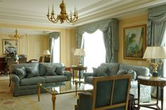 Pierre-Yves Rochon > Projects > Hotels & Spas > Four Seasons George V