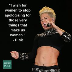 9 Times Pink Proved That Every Woman Should Be Able To Define Herself http://www.huffingtonpost.com/2015/04/21/times-pink-proved-every-woman-should-define-herself_n_7081704.html