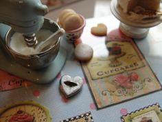 mixer with buttercream love......