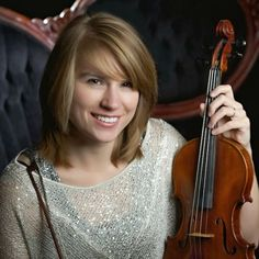 Taylor Davis. She is one of the best violinists i have ever heard.  Absolutly amazing music.