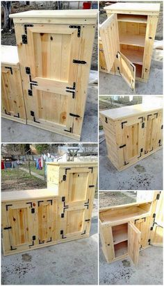 Appealing DIY Pallet Furniture Design Ideas - Page 26 of 65