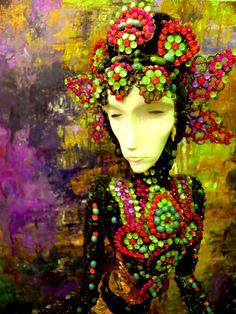 Marina Retamar escultura