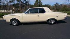 1966 Dodge Dart GT 2 Door Hard Top | eBay