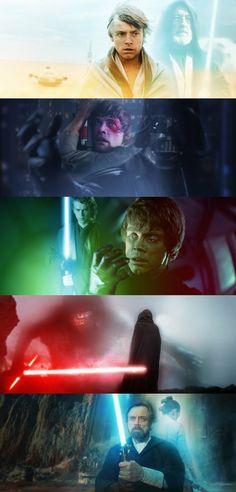 Luke's journey
