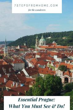 Essential Prague: What You Must See & Do!