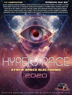 Hyperspace: Synth Space Electronic (2020) Electro Music, Musicals, Album, Electronics, Space, Floor Space, Musical Theatre, Consumer Electronics, Card Book