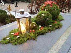Tolle Gartentischdeko für den Herbst. Quelle: www.tuinadvies.be