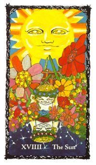 Sacred Rose - The Sun