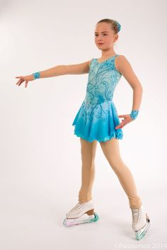 figure skating dress passionice custom